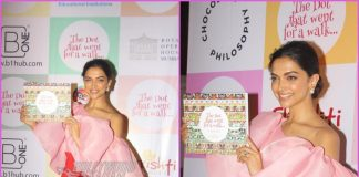 Deepika Padukone graces book launch event in Mumbai