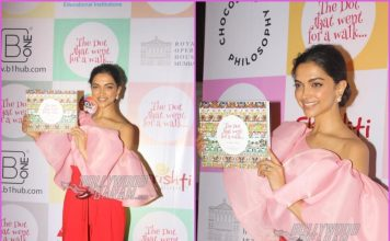 Deepika Padukone graces book launch event in Mumbai