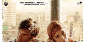 Ranveer Singh and Alia Bhatt starrer Gully Boy first posters out!