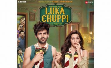 Kriti Sanon and Kartik Aaryan starrer Luka Chuppi official trailer out now!