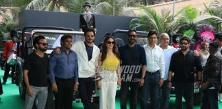 Cast and crew launch official trailer of Total Dhamaal