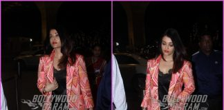 Aishwarya Rai Bachchan makes a gorgeous appearance at airport