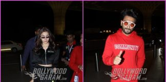 Alia Bhatt and Ranveer Singh leave for Berlin Film Festival