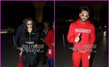 Alia Bhatt and Ranveer Singh leave for Berlin Film Festival