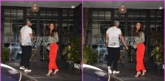 Arjun Kapoor and Malaika Arora spend time over dinner together