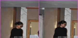 Deepika Padukone steps out of a clinic