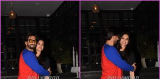 Ranveer Singh and Deepika Padukone spend quality time over dinner