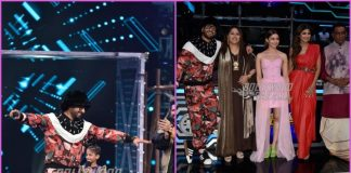 Alia Bhatt and Ranveer Singh promote Gully Boy on sets of Super Dancer