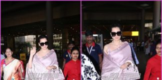 Kangana Ranaut looks gorgeous at airport