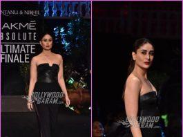 Kareena Kapoor turns showstopper for Shantanu and Nikhil at Lakme Fashion Week grand finale