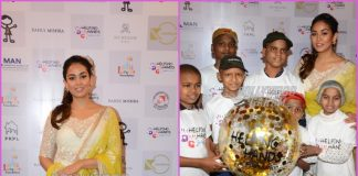 Mira Rajput inaugurates Helping Hands exhibition in Mumbai