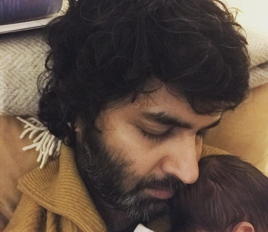 Purab Kohli and Lucy Paton blessed with a baby boy