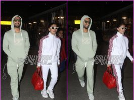 Ranveer Singh and Alia Bhatt return from Berlin Film Festival