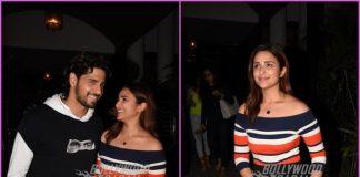 Parineeti Chopra and Sidharth Malhotra look great as they dine together