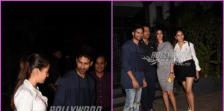 Shahid Kapoor and Mira Rajput spend quality time with friends