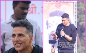 Akshay Kumar teaches self defense techniques to 2000 young girls