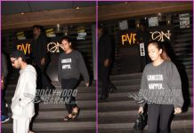 Shahid Kapoor and Mira Rajput spend quality time over movie date