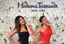 Priyanka Chopra unveils her wax figure at Madame Tussauds museum