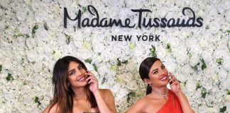 Priyanka Chopra unveils her wax figure at Madame Tussauds museum