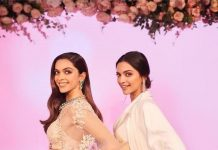 Deepika Padukone unveils wax statue at Madame Tussauds London