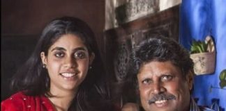 Kapil Dev's daughter Amiya turns assistant director for 83