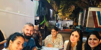 Kareena Kapoor and team Good News celebrate wraps of first song