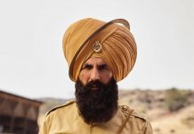Akshay Kumar starrer Kesari inches towards Rs. 100 crore club