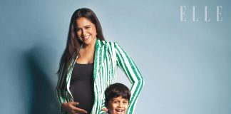 Sameera Reddy expecting her second child