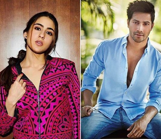 Varun Dhawan and Sara Ali Khan roped in for Coolie No. 1 remake