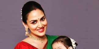 Esha Deol shakes a leg with daughter Radhya on annual day