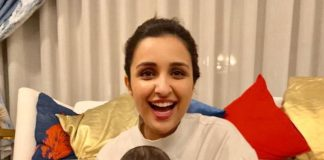 Parineeti Chopra spends time with Sania Mirza's son post shoot