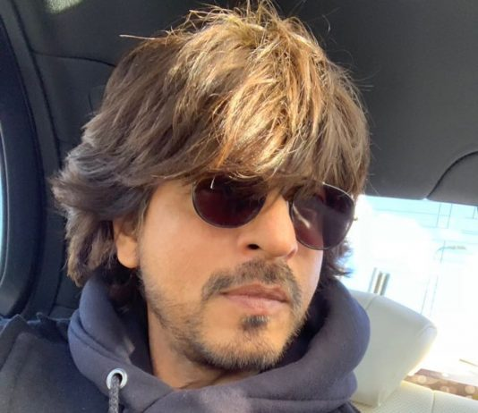 Shah Rukh Khan raps to encourage youngsters to vote