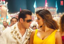 Salman Khan and Disha Patani groove together in Bharat song Slow Motion