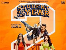 Student Of The Year 2 official trailer out now!
