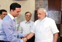 Akshay Kumar and PM Narendra Modi's interaction interview aired
