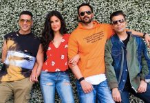 Katrina Kaif roped in opposite Akshay Kumar in Sooryavanshi
