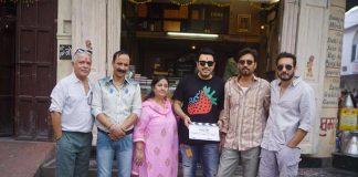 Irrfan Khan begins shoot for Hindi Medium sequel Angrezi Medium