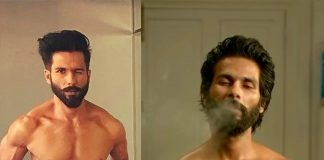 Shahid Kapoor took shower for two hours after Kabir Singh shoot