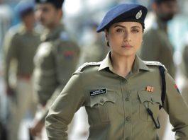 New still from Mardaani 2 shows a confident Rani Mukerji as a cop