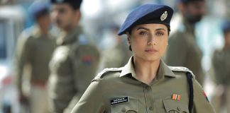 New still from Mardaani 2 shows a confident Rani Mukerji as a cop