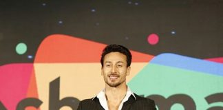 Tiger Shroff confesses he never went to college