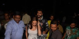 Arjun Kapoor and Malaika Arora make it official at screening of India's Most Wanted