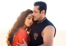 Salman Khan and Katrina Kaif launch song Zinda from Bharat