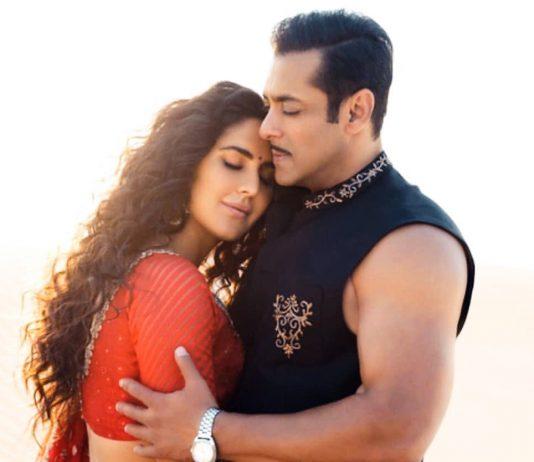 Salman Khan and Katrina Kaif launch song Zinda from Bharat