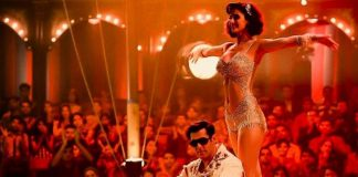 Salman Khan and Disha Patani pose as daring circus artists in Bharat still