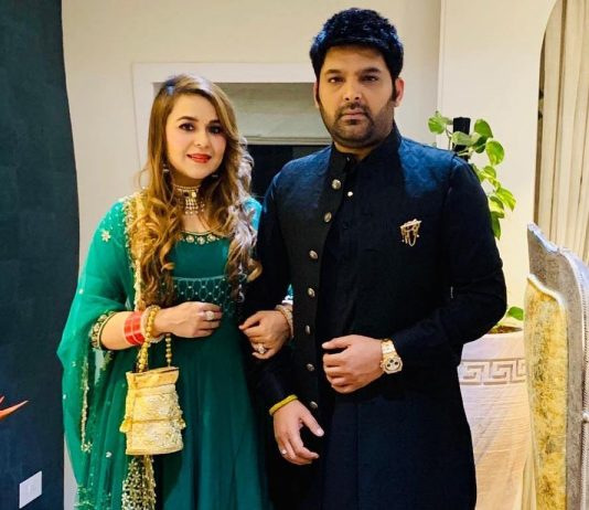 Kapil Sharma and Ginni Chathrath expecting their first child together
