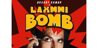 Akshay Kumar unveils first look of Laxmmi Bomb