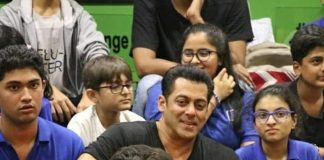 Salman Khan and Bobby Deol shoot for a short film with school children