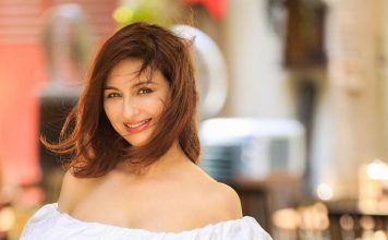 Saumya Tandon gets back to sets of Bhabiji Ghar par Hain