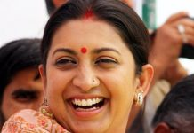 Smriti Irani wins majority at Lok Sabha Elections 2019 at Amethi